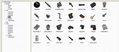 FPS Creator, скриншот, KB