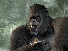 King Kong, скриншот, 159KB