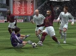 Pro Evolution Soccer 5, скриншот, 67KB