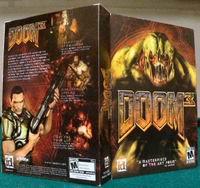Doom 3, коробка, 32KB