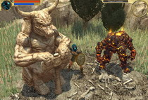 Titan Quest     скриншот, 145KB