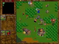 Warcraft II скриншот, 138KB