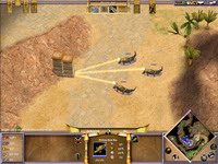 Age of Mythology     скриншот, 148KB