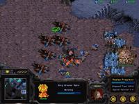Starcraft     скриншот, 143KB
