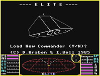 Elite     скриншот, 35KB
