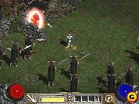 Diablo II, скриншот, 104KB