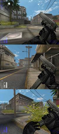Tactical Ops, скриншот, 64KB
