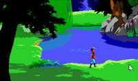 King's Quest, скриншот, 233KB