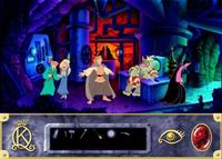 King's Quest, скриншот, 38KB