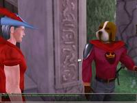 King's Quest, скриншот, 90KB