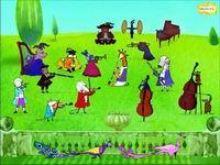 Волшебная флейта, скриншот, 115KB