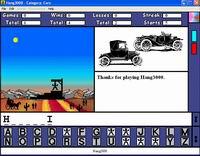 Hangman, скриншот, 362KB