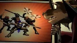 Черепашки-ниндзя, скриншот, 80KB