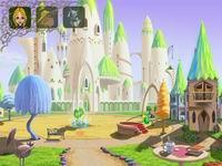 Волшебник Изумрудного города, скриншот, 579KB