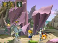 Волшебник Изумрудного города, скриншот, 541KB