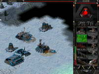 Command and Conquer: Tiberian Sun, скриншот, 60KB