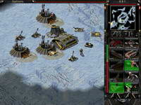 Command and Conquer: Tiberian Sun, скриншот, 70KB