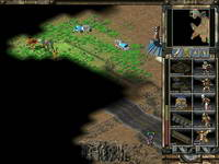 Command and Conquer: Tiberian Sun, скриншот, 62KB