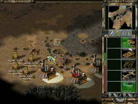 Command and Conquer: Tiberian Sun, скриншот, 65KB