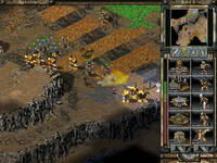 Command and Conquer: Tiberian Sun, скриншот, 87KB