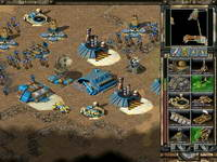 Command and Conquer: Tiberian Sun, скриншот, 84KB