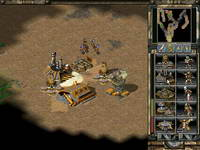 Command and Conquer: Tiberian Sun, скриншот, 69KB
