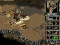 Command and Conquer: Tiberian Sun, скриншот, 74KB