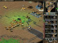 Command and Conquer: Tiberian Sun, скриншот, 86KB