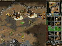 Command and Conquer: Tiberian Sun, скриншот, 79KB