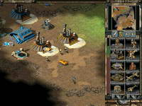 Command and Conquer: Tiberian Sun, скриншот, 73KB