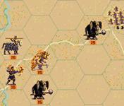 Fantasy General, скриншот, 63KB