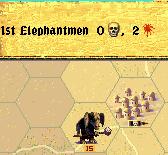 Fantasy General, скриншот, 72KB