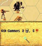 Fantasy General, скриншот, 67KB
