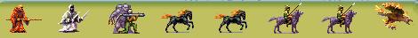 Fantasy General, скриншот, 74KB