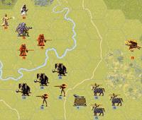 Fantasy General, скриншот, 83KB