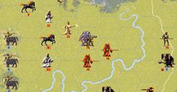 Fantasy General, скриншот, 96KB