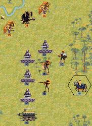 Fantasy General, скриншот, 84KB