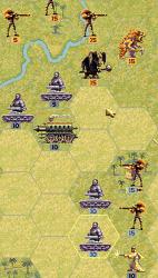 Fantasy General, скриншот, 95KB