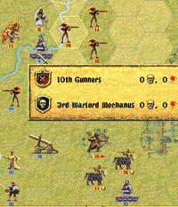 Fantasy General, скриншот, 94KB