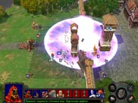 скриншот Heroes of Might & Magic V, 129KB