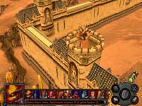 скриншот Heroes of Might & Magic V, 149KB