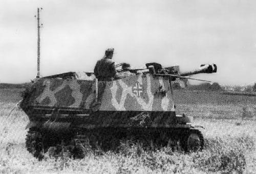 Panzer General, скриншот, 31KB