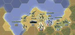 Panzer General     скриншот, 33KB