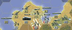 Panzer General     скриншот, 24KB