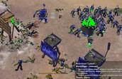 Warhammer 40000: Dawn of War - Winter Assault     скриншот, 126KB