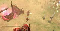 Warhammer 40000: Dawn of War - Winter Assault     скриншот, 98KB