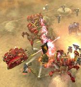 Warhammer 40000: Dawn of War - Winter Assault     скриншот, 121KB