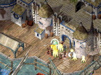 Baldur's Gate 2: Shadow of Amn, скриншот, 147KB