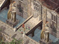Baldur's Gate 2: Shadow of Amn, скриншот, 130KB
