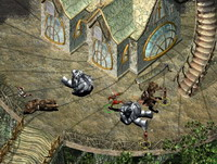 Baldur's Gate 2     скриншот, 152KB
